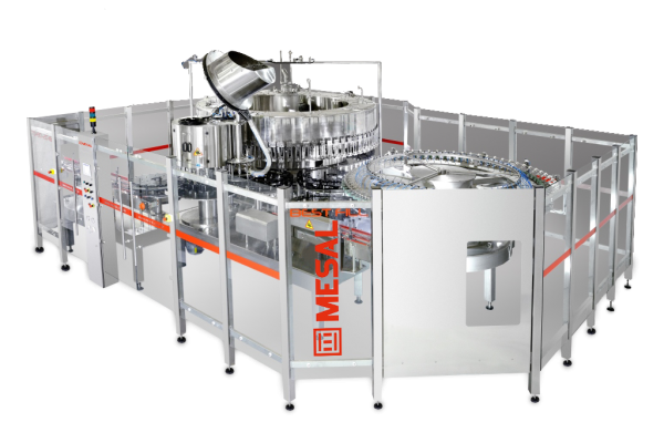 Bottling Machine - MEI