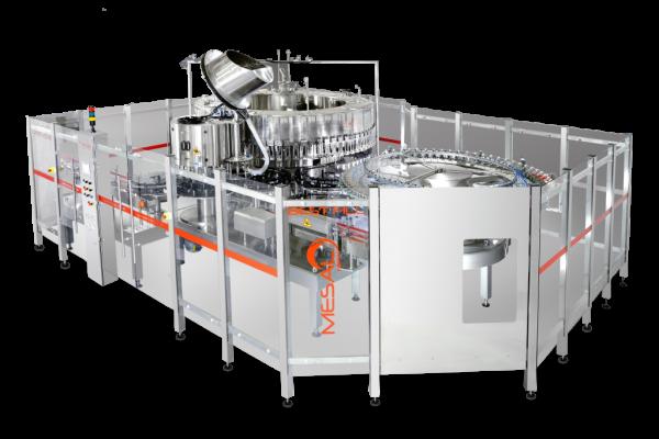 Bottling Machine - MEI